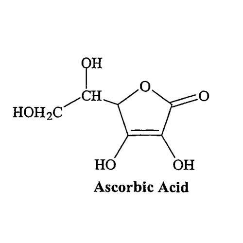 تصویر از اسید اسکوربیک