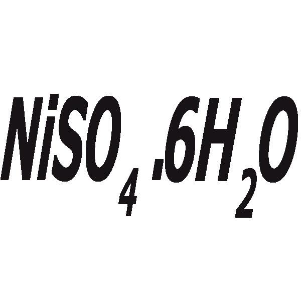 تصویر از سولفات نیکل 6 آبه