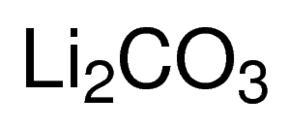 تصویر از لیتیوم کربنات