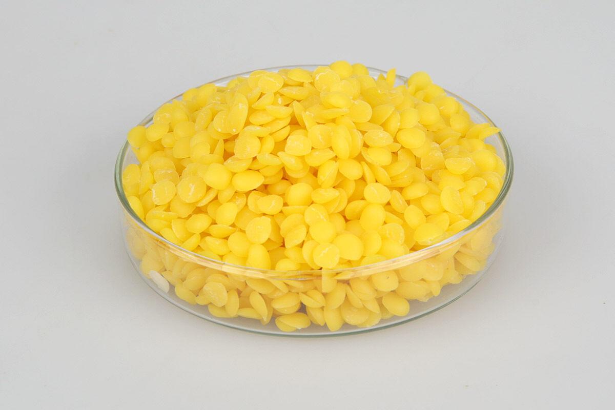 تصویر موم زرد پاتوبیولوژی