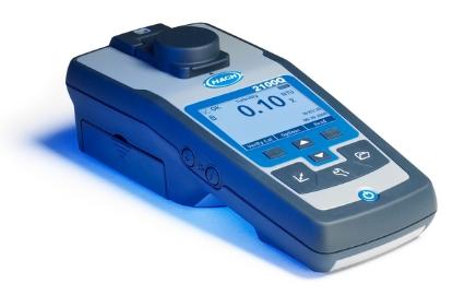 تصویر دستگاه کدورت سنج پرتابل مدل 2100Q برند HACH