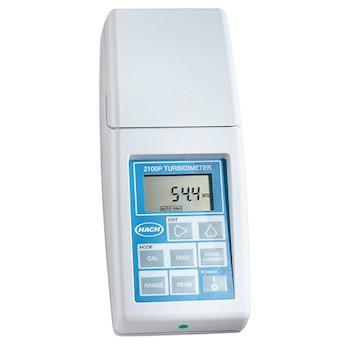 تصویر دستگاه کدورت سنج پرتابل مدل 2100P برند HACH