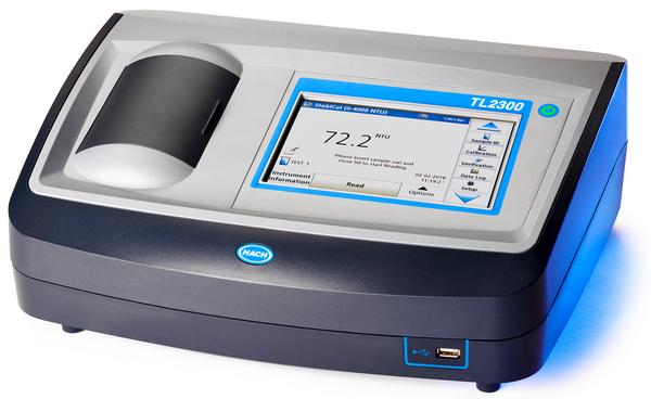 تصویر از دستگاه کدورت سنج رومیزی مدل TL2300برند HACH