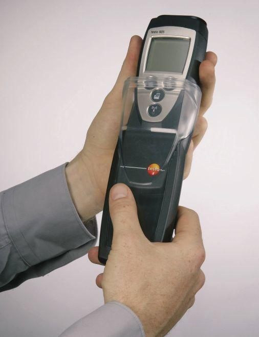 تصویر ترمومتر دیجیتال تستو مدل Testo 925